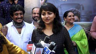 "Rachita ram first reaction #VEERAM"" Movie | Prajwal Devaraj"
