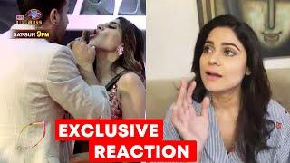 Bigg Boss 14 Par Shamita Shetty Ka Exclusive Reaction | Aly Goni | Vikas Gupta