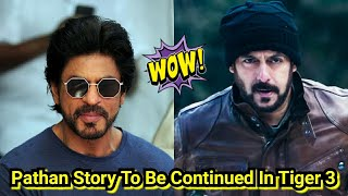 Pathan Story To Be Continued In Tiger 3, Just Like Simmba, Singham To Come Together In Sooryavanshi