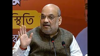 Amit Shah targets Mamata Banerjee govt over development in West Bengal