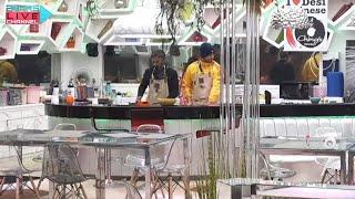 Bigg Boss 14 Live Feed: Rubina Ne Di Rahul Vaidya Aur Aly Ko Breakfast Ki Duty