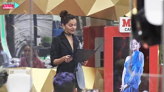 Bigg Boss 14 Live Feed | NEW Captaincy Task Ki Tayari Shuru, Rubina Ne Padha Task Book