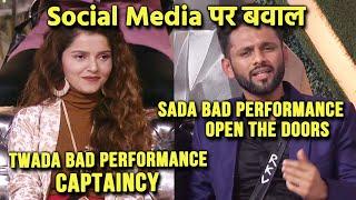 Bigg Boss 14: Social Media Par Bawal, Rubina Vs Rahul Fans Me Tashan