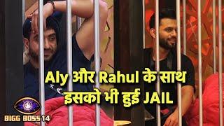 Bigg Boss 14: Aly Goni Aur Rahul Vaidya Ke Sath Ye Contestant Bhi Gaya JAIL, Kaun Hai Wo?