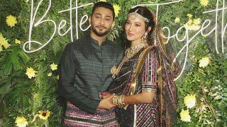 Gauahar Khan & Zaid Darbar Mehendi Ceremony | Gauhar-Zaid Wedding