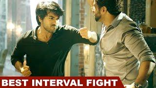 Bruce Lee Tamil Scenes | Ram Charan Best Interval Fight