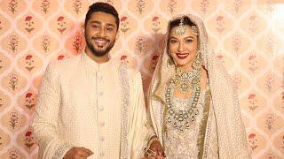 (Video) Gauahar Khan And Zaid Darbar's Nikah | Gauhar-Zaid Wedding