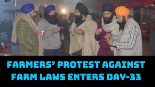 Farmers' Protest Against Farm Laws Enters Day-33 | Catch News
