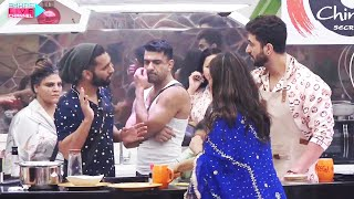 Bigg Boss 14: Rahul Vaidya Ne Diya Eijaz-Arshi Ke Jhagde Me Rubina Ka Sath