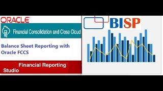 Oracle FCCS Balance Sheet Report | FCCS With Report Studio | FCCS Balance Sheet Report