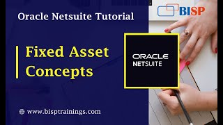 Fixed Assets Concepts | NetSuite Fixed Assets | Oracle Fixed Asset Concepts