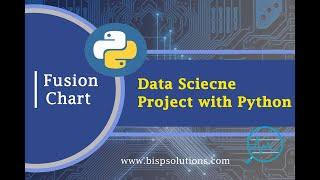 Python with Fusion Chart | Data Science Project | Fusion Chart Project | Lead Analytics Project