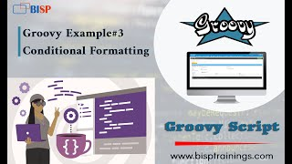 Groovy Example#3 Conditional Formatting | Planning Groovy Script | Planning Groovy Training