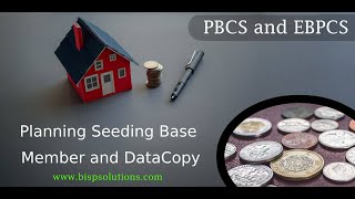 Planning Seeding Base Member and Data Copy | EPBCS Consulting | Oracle PBCS Training