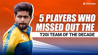 Babar Azam Or AB de Villiers? Who Deserved A Place In ICC's T20I Team Of The Decade
