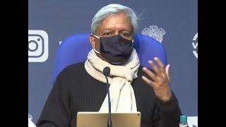 Current vaccines will protect against new Covid strains: Prof Krishnaswamy Vijay Raghavan