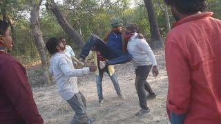 भोजपुरी फिल्म की शूटिंग कैसे होती है,आप भी देखिये || Suting Video || Bhojpuri Film 2020