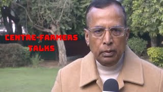 Centre-Farmers Talks: All Issues Including MSP Will Be Discussed, Says Som Parkash