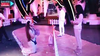 Bigg Boss 14 Live Feed: Jasmin Ke Aage Jhuki Rakhi Sawant, Phir Bhi Jasmin Ne Nahi Kiya Maaf