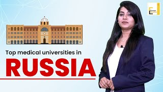 Top medical universities in Russia | MBBS Abroad 2020 | MBBS in Russia | Europe Education