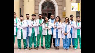 Dr. Sheikh Sana speaks about her journey and experience. | MBBS Abroad 2020 | Europe Education