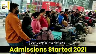 3rd Batch Students Departure for 2020 Ukraine Medical College | Europe Education