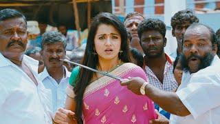 Anjali Trisha Latest Telugu Full Movie Part 8   Naari Naari Naduma Murari   Jayam Ravi   Soori
