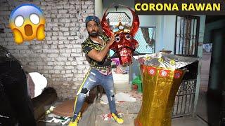 Made Biggest Corona Rawan *15Feet* ????