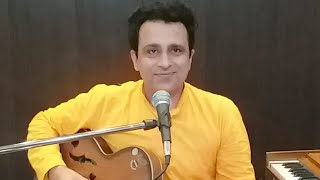 Gurupurnima Bhajan Sandhya Live By Krishna Ji