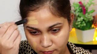 How to do your Base using Cuffs N Lashes Cover Pots / Nidhi Katiyar / #Shorts