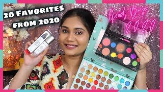 20 Makeup Favorites of 2020 | Best Of Makeup in India | Nidhi Katiyar