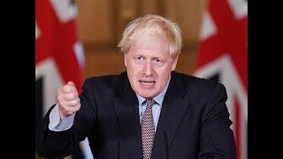 UK PM Boris Johnson announces new lockdown as Covid-19 variant rampages