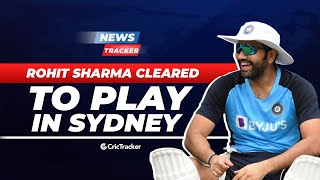 Rohit Sharma Cleared To Play The Sydney Test, Kane Williamson Smashed First Hundred Of The Year 2021
