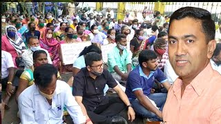 """""""Why do you come uninvited during elections asking for votes on our doors?""""   Farmers question CM"""