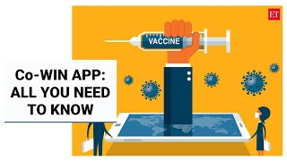 Co-WIN app: Here's how whole India will be vaccinated for coronavirus using a mobile app