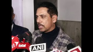 Robert Vadra's statement recorded by I-T dept for 2nd day in benami assets case