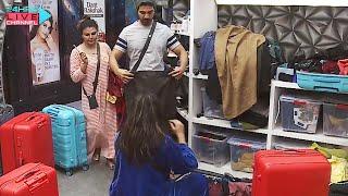 Bigg Boss 14 Live Feed: Arshi Khan Kar Rahi Hai Abhinav Ki Bag Pack, Kaha Hone Wale Ho Beghar