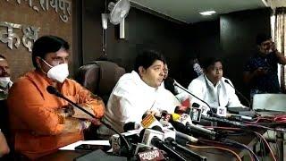रायपुर में निगम बनाएगी जगह जगह लेडिस टॉयलेट, महापौर ने पत्रकारों को दी जानकारी