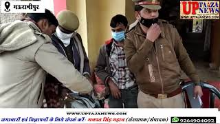 मऊरानीपुर में चोरी की घटना का कोतवाली पुलिस ने किया खुलासा