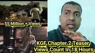 KGF Chapter 2 Teaser Crosses 55 Million Views In Just 18 Hours, 100 Million Journey Is Not Far