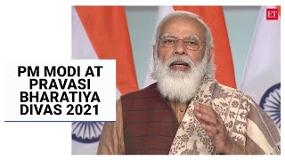 PM Modi at Pravasi Bharatiya Divas 2021: Ready to protect humanity with two 'Made in India' vaccines
