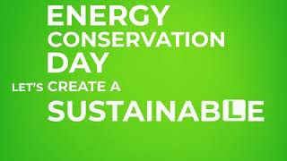Energy Conservation Day 2020 (14-Dec-2020)