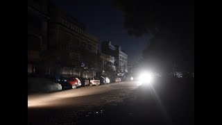 Pakistan hit by massive power blackout due to National power grid breakdown