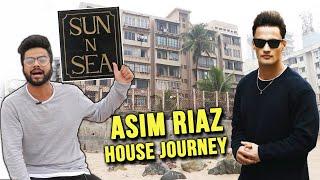 Asim Riaz's House In Mumbai | SUN N SEA | Lifestyle | Beach House | Bigg Boss 13 Runner Up