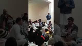 अरविंद शर्मा के राजनीतिक सलाहकार राज पारिक ने सुनी लोगों की समस्याएं कराया मौके पर समाधान।