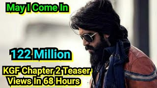 KGF Chapter 2 Teaser Crosses 122 Million Views In 68 Hours, Nearing 130 Million Views