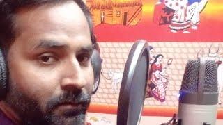 New Year Song Recoding | Bipin Official Studio #Sut Patiyala