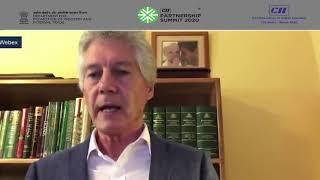 Stephen Smith address at the CII Partnership Summit 2020