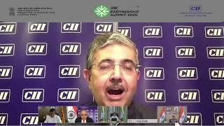 Address by Mr Uday Kotak, President, CII