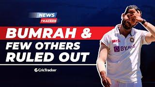 Jasprit Bumrah Ruled Out Of The Brisbane Test Against Australia; Sourav Ganguly backs Indian Players